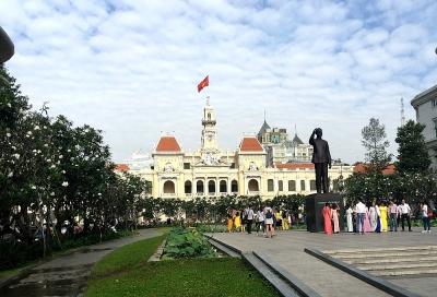 Thành phố Hồ Chí Minh yêu cầu đảm bảo trật tự đô thị