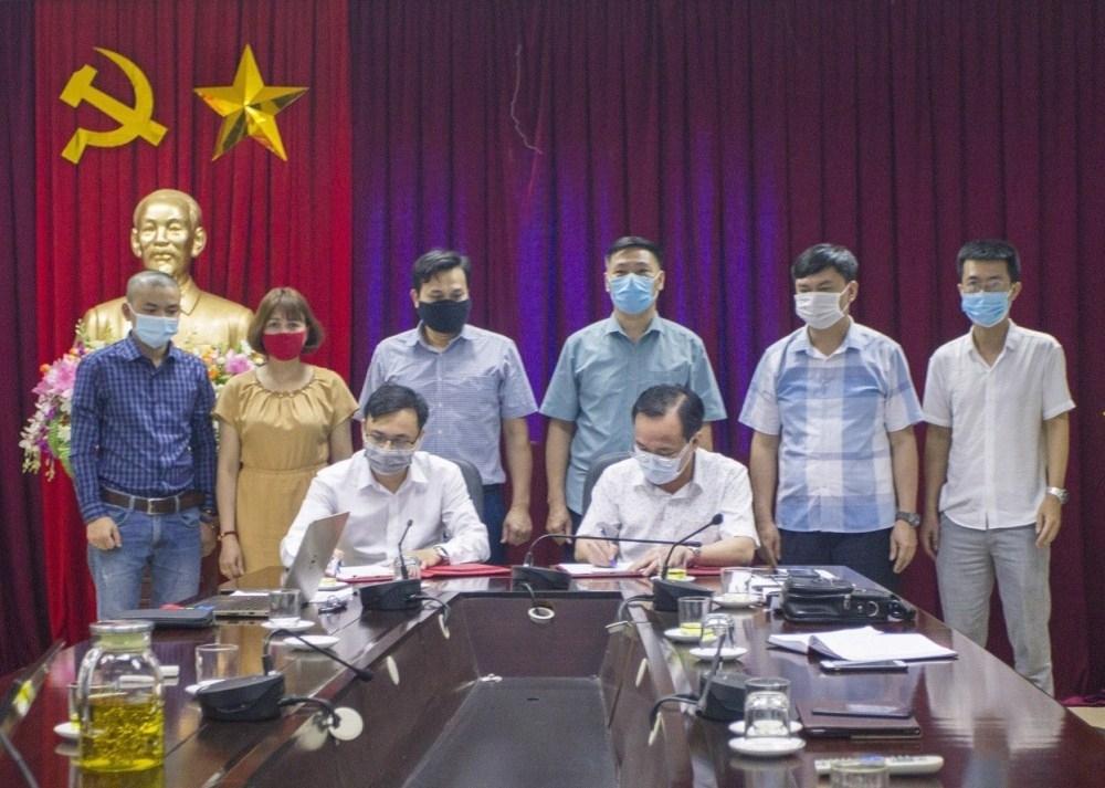 Thái Nguyên: Tiếp nhận phần mềm giải pháp kiểm soát Covid-19