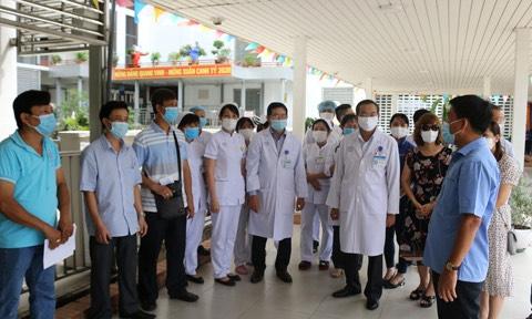 Bệnh viện Chợ Rẫy gửi đội ngũ tinh nhuệ tới điểm nóng Bắc Giang