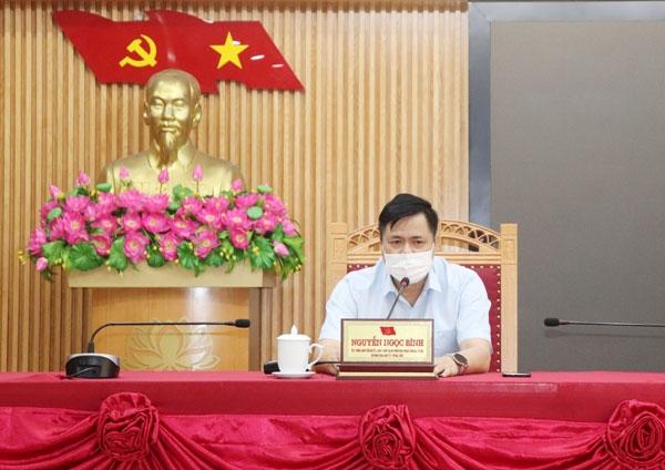 Vĩnh Yên (Vĩnh Phúc): Đối thoại giải phóng mặt bằng dự án Cải tạo nâng cấp đường Nguyễn Tất Thành, đường Lam Sơn