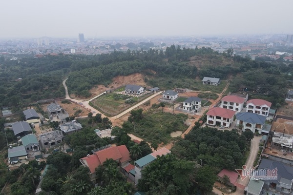 Vĩnh Yên (Vĩnh Phúc): Chỉ đạo xử lý vi phạm trên diện tích đất đã thu hồi của Công ty TNHH Kim Long