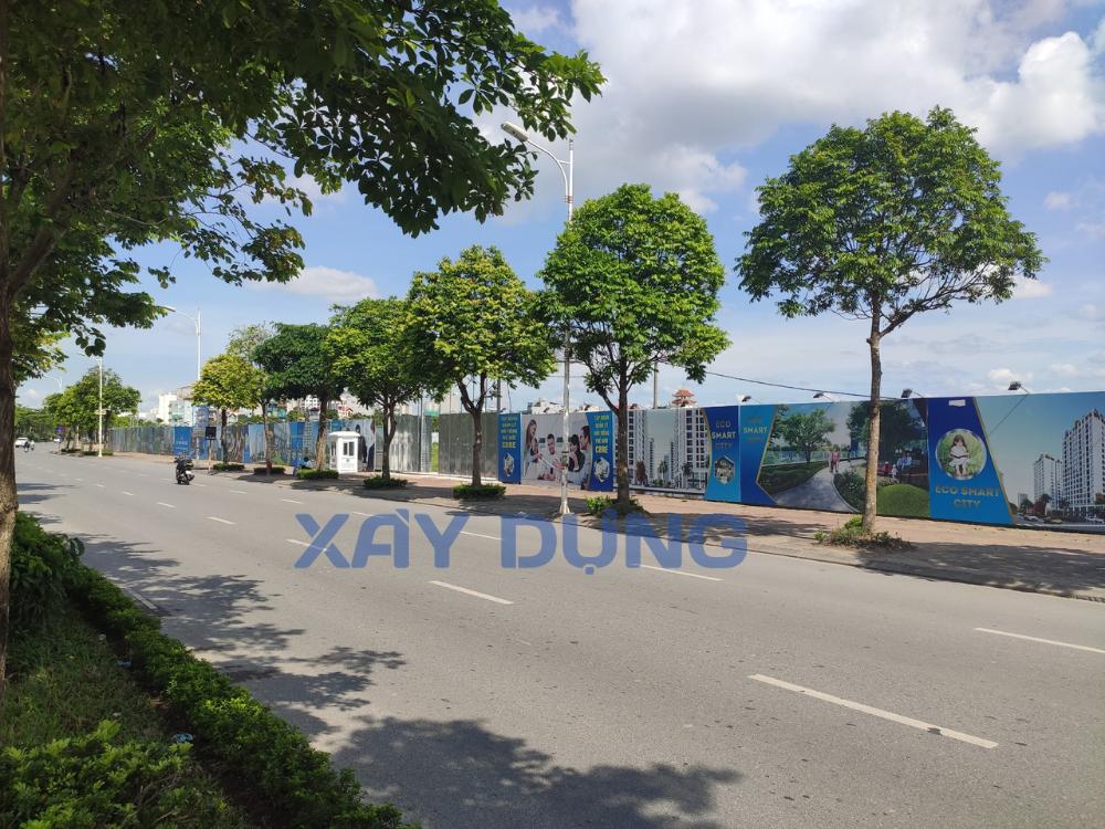"""Long Biên (Hà Nội): Dự án Eco Smart City Cổ Linh, chưa được phép kinh doanh đã rao bán """"rầm rộ"""""""
