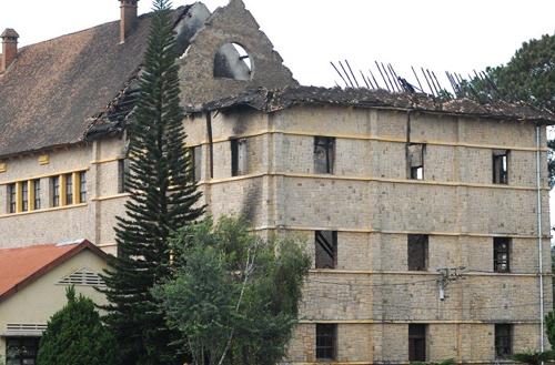 001633baoxaydung 15 Chiêm ngưỡng vẻ đẹp công trình kiến trúc cổ Đà Lạt vừa bị cháy