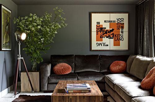203922baoxaydung image008 Thiết kế thêm phần sang trọng khi ghế tựa bọc nhung