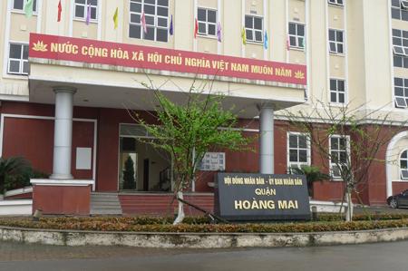 lắp đặt camera quan sát quận Hoàng Mai