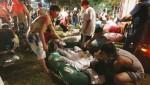 Nổ ở công viên nước Đài Loan, gần 500 người bị thương