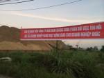 Công ty TNHH Hoài nam khởi kiện UBND tỉnh Quảng Ninh