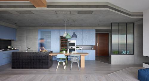 080740baoxaydung image009 Thiết kế căn hộ lý tưởng cho gia đình có con nhỏ