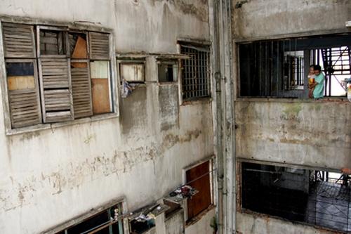 Doanh nghiệp ngại đầu tư cải tạo chung cư cũ