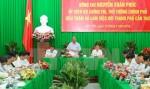 Thủ tướng yêu cầu Cần Thơ tập trung hoàn thiện quy hoạch phát triển