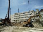 Nghệ An: Dự án chung cư cao cấp chưa có giấy phép vẫn ngang nhiên thi công