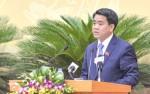 Ông Nguyễn Đức Chung tái đắc cử Chủ tịch Hà Nội