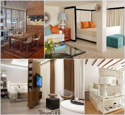 095516baoxaydung image001 Chia sẻ những ý tưởng chia không gian trong căn hộ Studio