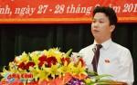Chủ tịch tỉnh trẻ nhất nước ở Hà Tĩnh tái cử với tín nhiệm tuyệt đối