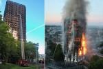 Thang cứu hỏa dài nhất gây tranh cãi sau vụ cháy chung cư London