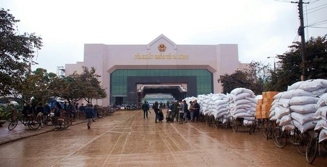 Lập quy hoạch xây dựng Khu kinh tế cửa khẩu tỉnh Cao Bằng