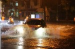 Bắc Bộ mưa lớn diện rộng và cảnh báo có mưa đá trong đêm nay