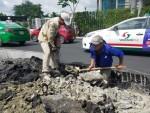 2 cầu vượt cửa ngõ Tân Sơn Nhất thông xe vào tuần tới
