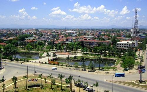 Thực hiện Đồ án quy hoạch phân khu xây dựng KKT Đông Nam Quảng Trị