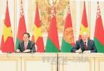 Tuyên bố chung Việt Nam-Belarus