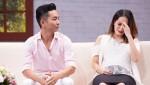 Khánh Thi khóc khi kể lại chuyện tình với chồng kém 11 tuổi