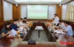 Ban Bí thư kiểm tra công tác tổ chức, cán bộ tại Bộ VHTTDL