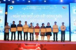 Tôn vinh 30 sàn giao dịch xuất sắc và 45 cá nhân môi giới BĐS tiêu biểu tại Đà Nẵng