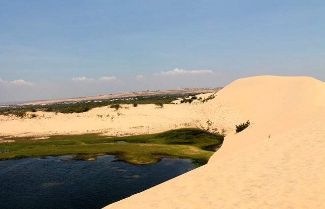 Bổ sung mỏ cát trắng tại tỉnh Bình Thuận vào quy hoạch thăm dò, khai thác, chế biến và sử dụng khoáng sản