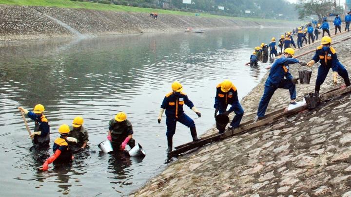 Hướng dẫn xây dựng định mức kinh tế kỹ thuật các công tác dịch vụ công ích đô thị trên địa bàn TP Hà Nội