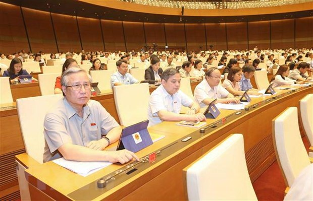 Kỳ họp thứ 7 Quốc hội khóa XIV: Thông qua Luật Đầu tư công sửa đổi