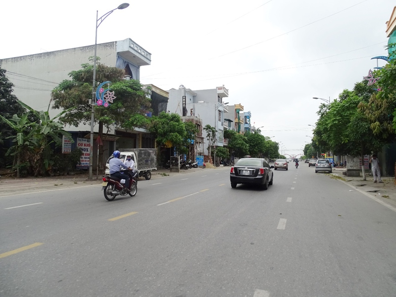 Thái Bình: 254/263 xã hoàn thành 19 tiêu chí Nông thôn mới