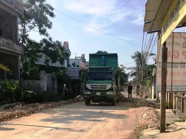 Thanh Hóa: Nhà đầu tư làm hơn 2,7km đường được thanh toán bằng gần 28ha đất