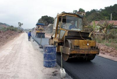 Góp ý về định mức công tác thi công lớp tái sinh nguội tại chỗ trong kết cấu mặt đường ôtô tại Lạng Sơn