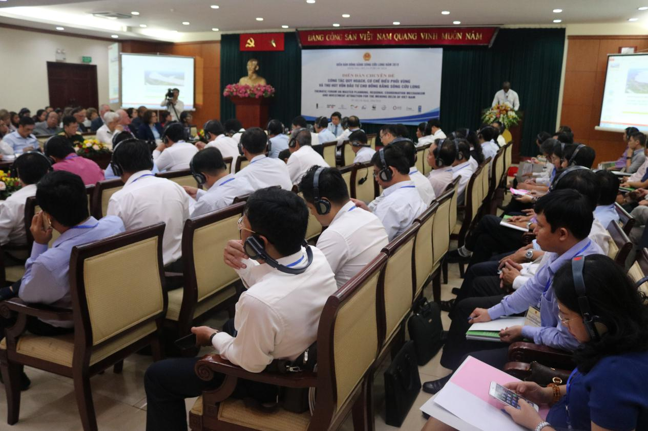 Công tác Quy hoạch, cơ chế điều phối vùng và thu hút vốn đầu tư vùng Đồng bằng sông Cửu Long