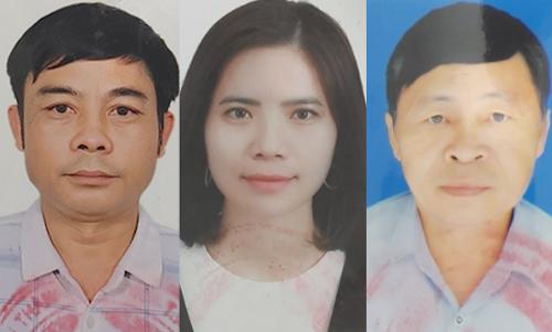 Cựu phó giám đốc trung tâm quỹ đất thành phố Vinh bị bắt