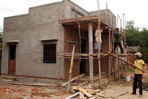 Góp ý việc bổ sung vốn cho Đề án hỗ trợ người có công về nhà ở tại Điện Biên