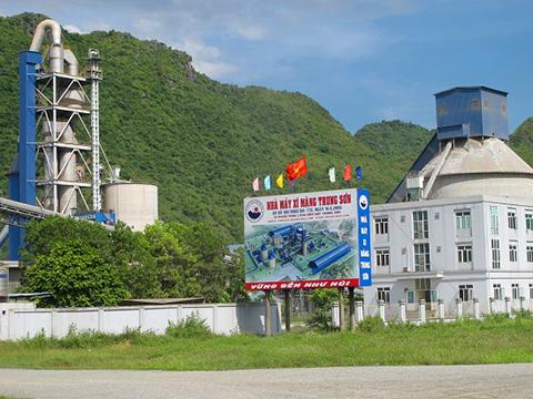 Mở rộng và nâng công suất nhà máy xi măng Trung Sơn, tỉnh Hòa Bình