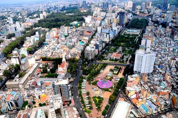 TP Hồ Chí Minh: Quy hoạch công viên 23/9 cần tăng cường thêm mảng xanh