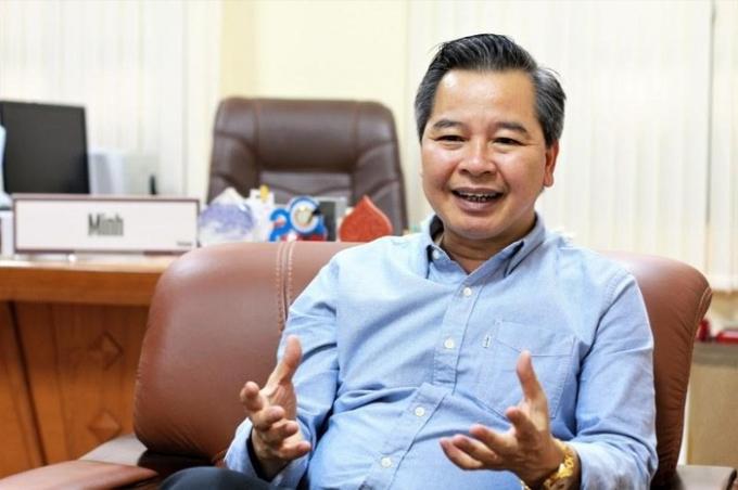 GS.TS Phạm Quang Minh: