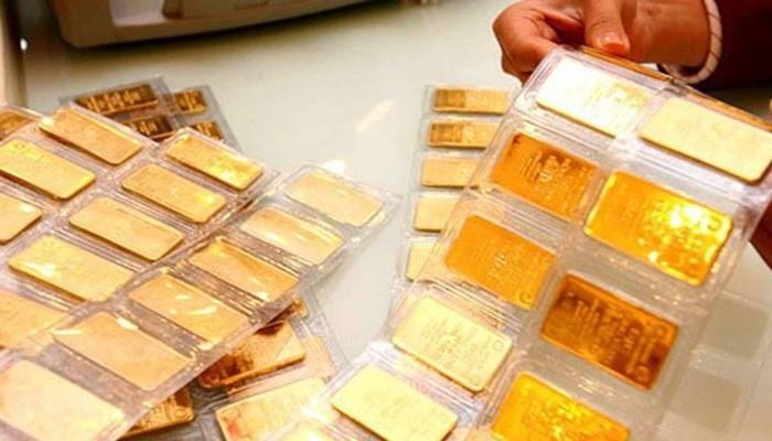 Tăng 1 triệu đồng/lượng trong 24 tiếng, vàng miếng hướng mốc 40 triệu đồng