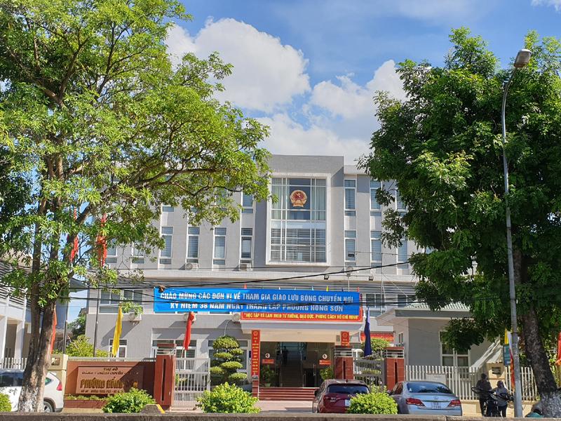 """TP Vinh (Nghệ An): Chủ tịch phường tự đưa ra quy định """"bất thường"""" để """"hành"""" dân trong cấp phép xây dựng"""