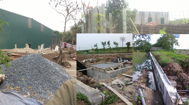 Thường Tín (Hà Nội): Cần làm rõ hàng loạt vi phạm về quản lý đất đai, xây dựng tại xã Thắng Lợi