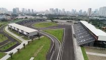 Nhìn gần đường đua F1 cực khác lạ tại Hà Nội trước thông tin sẽ đua cuối năm nay