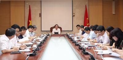 Bộ Xây dựng dự thảo kế hoạch hành động thực hiện Nghị quyết số 84/NQ-CP