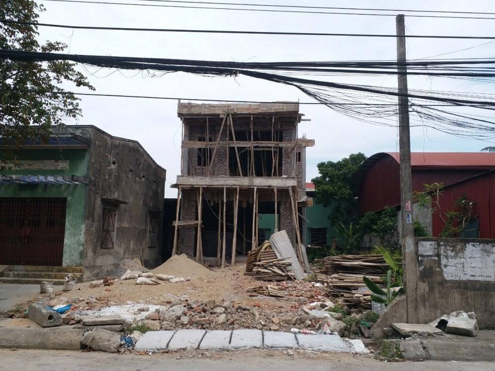 Hải An (Hải Phòng): Tranh chấp đất đai, em tố anh xây nhà không phép