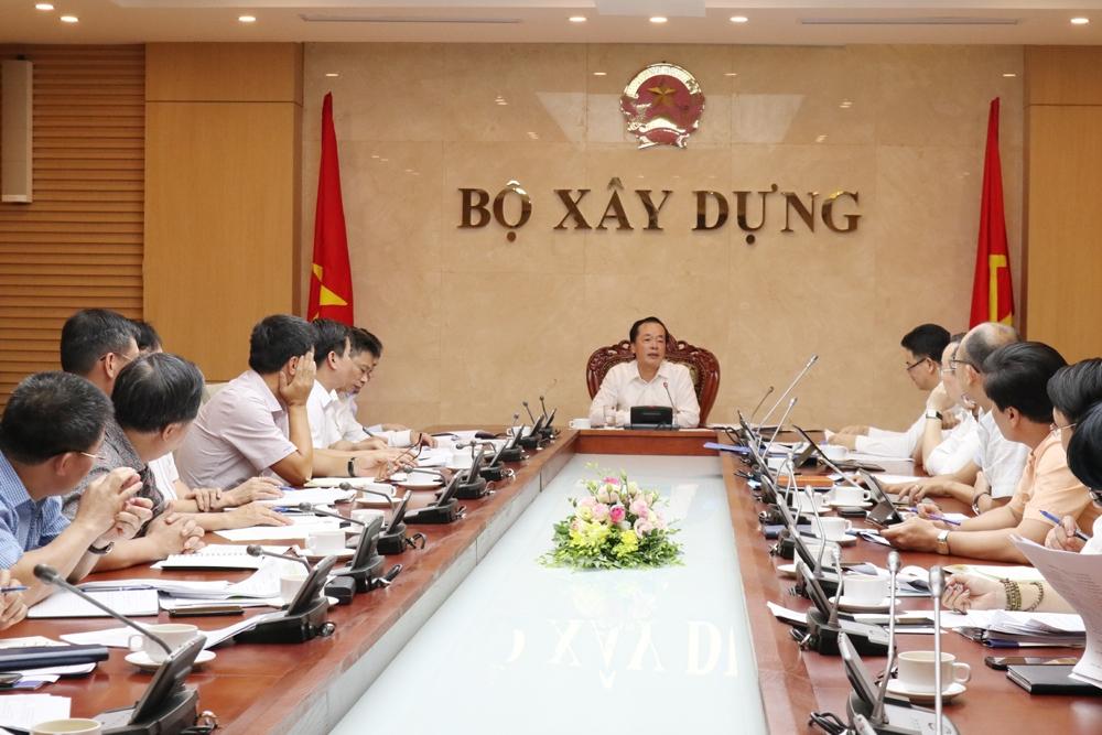 Dự kiến ban hành Kế hoạch Chuyển đổi số ngành Xây dựng vào cuối tháng 6