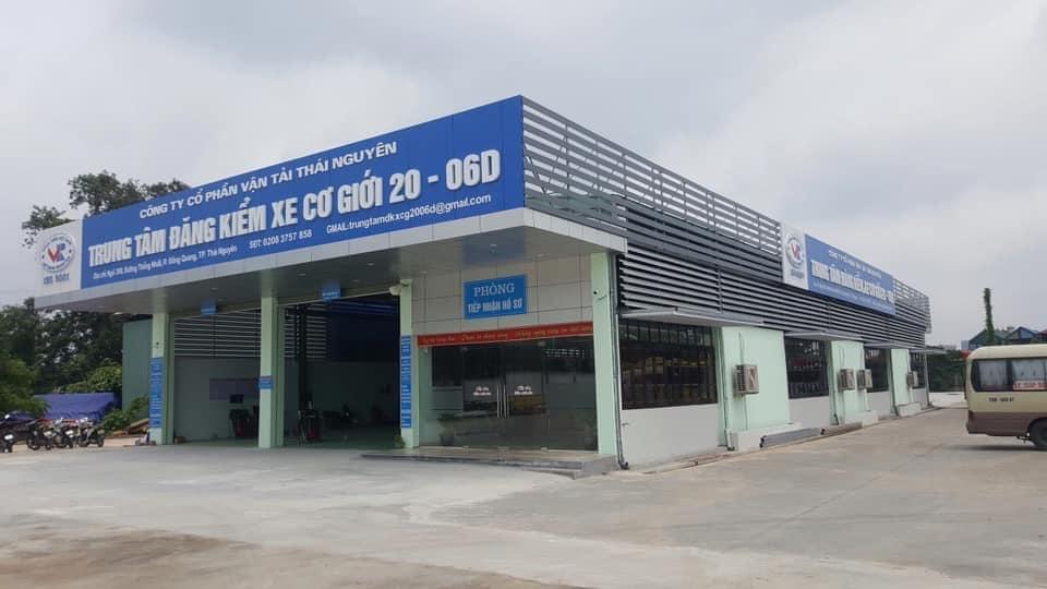 Thái Nguyên: Ồ ạt mở trung tâm đăng kiểm xe cơ giới