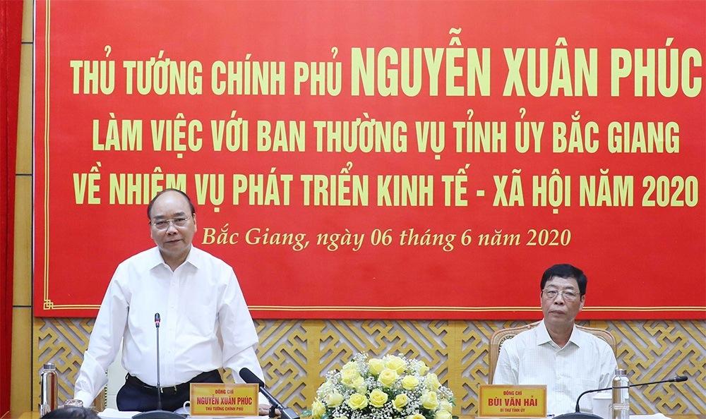 """Bắc Giang: Sẵn sàng đón """"làn sóng"""" đầu tư mới"""