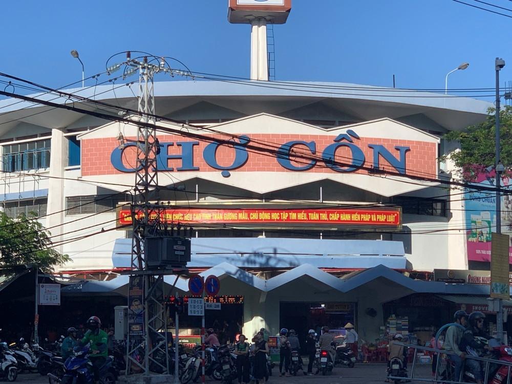 Đà Nẵng: Trao giải cho các phương án kiến trúc chợ Cồn