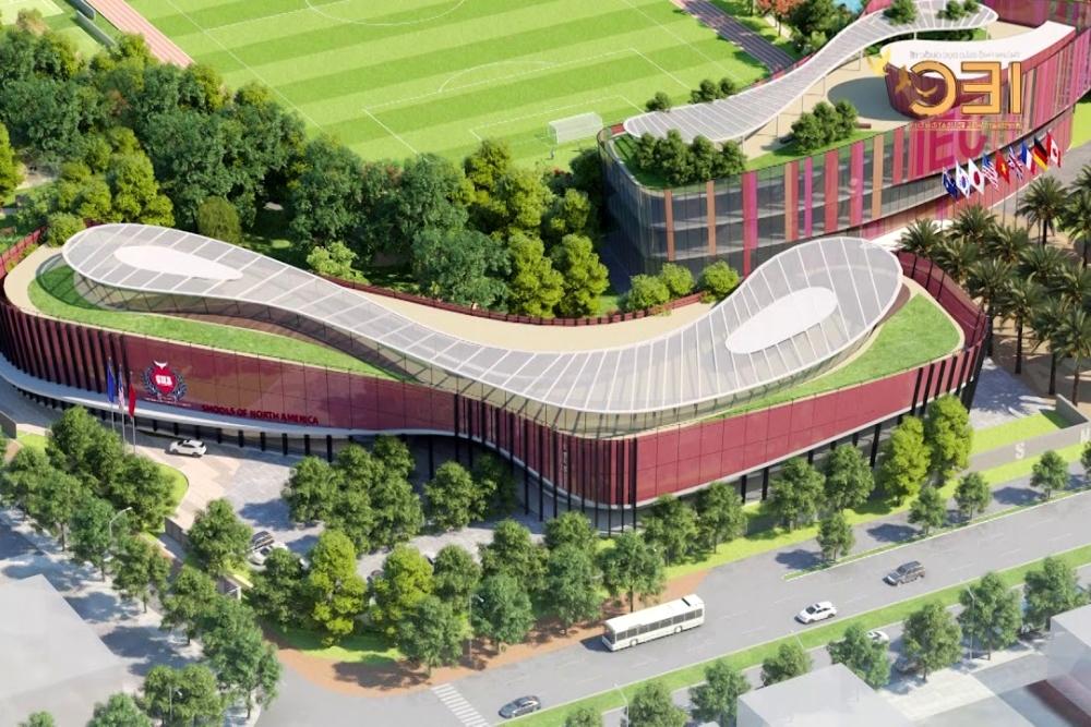 Lập quy hoạch Dự án Thành phố giáo dục quốc tế Hà Tĩnh vốn đầu tư hơn 1.300 tỷ đồng